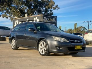 2009 Subaru Liberty 2.5I Grey Constant Variable Wagon.