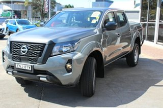 2021 Nissan Navara D23 MY21 SL Twilight Grey 7 Speed Sports Automatic Utility.