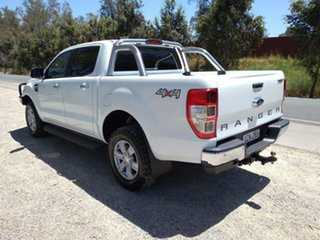 2018 Ford Ranger PX MkIII XLT White Sports Automatic Utility.