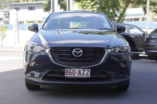 2020 Mazda CX-3 DK2W7A Maxx SKYACTIV-Drive FWD Sport LE Deep Crystal Blue 6 Speed Sports Automatic
