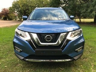 2020 Nissan X-Trail T32 MY20 ST-L (4x2) Blue Continuous Variable Wagon.
