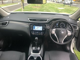 2015 Nissan X-Trail T32 ST-L X-tronic 4WD White 7 Speed Constant Variable Wagon