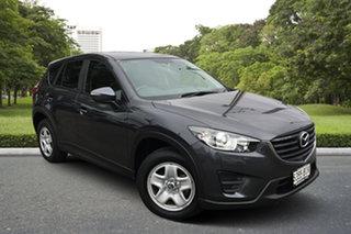 2015 Mazda CX-5 KE1072 Maxx Grey 6 Speed Manual Wagon.