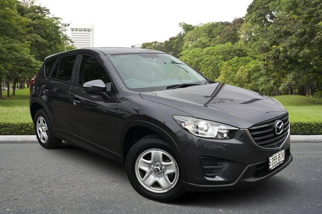 Used Mazda CX-5 KE1072 Maxx Paradise, 2015 Mazda CX-5 KE1072 Maxx Grey 6 Speed Manual Wagon