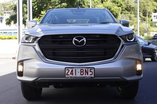 2020 Mazda BT-50 UR0YG1 XT Ingot Silver 6 Speed Manual Cab Chassis
