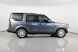 2014 Land Rover Discovery MY14 3.0 TDV6 Grey 8 Speed Automatic Wagon