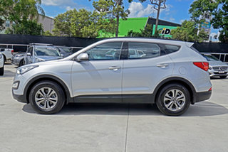 2014 Hyundai Santa Fe DM2 MY15 Active Silver 6 Speed Sports Automatic Wagon