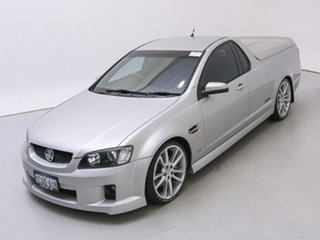 2007 Holden Commodore VE SS-V Silver, Chrome 6 Speed Manual Utility