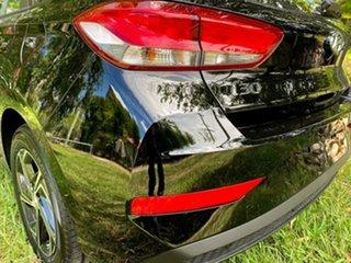 2021 Hyundai i30 PD.V4 MY21 Phantom Black 6 Speed Sports Automatic Hatchback