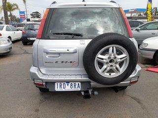 2001 Honda CR-V Sport 4WD Classic Silicon Silver 4 Speed Automatic Wagon