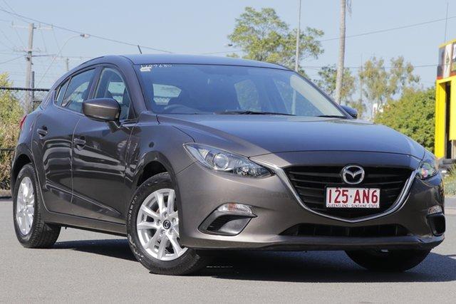 Used Mazda 3 BM5478 Maxx SKYACTIV-Drive Rocklea, 2014 Mazda 3 BM5478 Maxx SKYACTIV-Drive Titanium Flash 6 Speed Sports Automatic Hatchback