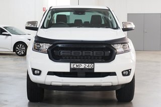 2020 Ford Ranger PX MkIII 2020.25MY XLT Arctic White 6 Speed Sports Automatic Double Cab Pick Up