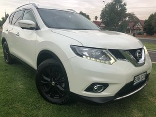 2015 Nissan X-Trail T32 ST-L X-tronic 4WD White 7 Speed Constant Variable Wagon.