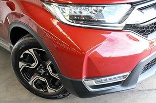 2018 Honda CR-V RW MY18 VTi-LX 4WD Red 1 Speed Constant Variable Wagon.
