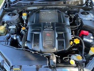 2005 Subaru Liberty B4 MY05 Premium Pack AWD Silver 4 Speed Sports Automatic Sedan