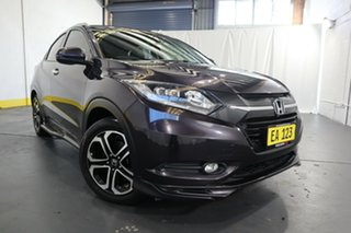 2015 Honda HR-V MY15 VTi-S Grey 1 Speed Constant Variable Hatchback.
