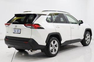 2019 Toyota RAV4 Mxaa52R GXL (2WD) White Continuous Variable Wagon