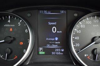2019 Nissan Qashqai J11 Series 3 MY20 Ti X-tronic Black 1 Speed Constant Variable Wagon