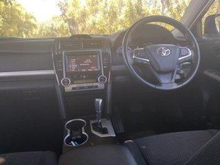 2017 Toyota Camry AVV50R Atara S Grey 1 Speed Constant Variable Sedan Hybrid