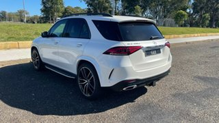 2021 Mercedes-Benz GLE-Class V167 801+051MY GLE400 d 9G-Tronic 4MATIC Designo Diamond White Bright