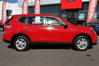 2016 Nissan X-Trail T32 ST X-tronic 2WD Red 7 Speed Wagon.
