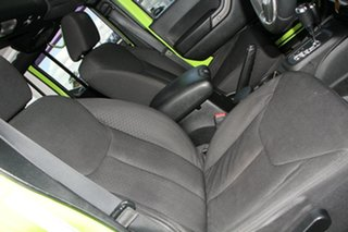 2012 Jeep Wrangler JK MY2013 Rubicon Green 5 Speed Automatic Softtop