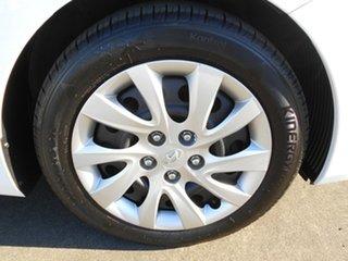 2012 Hyundai i30 GD Active White 6 Speed Sports Automatic Hatchback