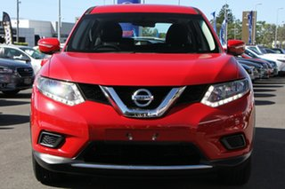 2016 Nissan X-Trail T32 ST X-tronic 2WD Red 7 Speed Wagon
