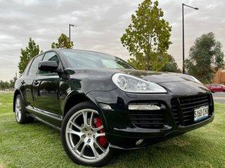 2009 Porsche Cayenne 9PA MY09 GTS Black 6 Speed Sports Automatic Wagon.