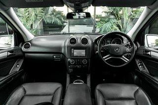 2008 Mercedes-Benz M-Class W164 MY08 ML280 CDI Silver 7 Speed Sports Automatic Wagon