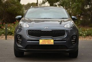 2017 Kia Sportage QL MY17 Si 2WD Blue 6 Speed Sports Automatic Wagon.