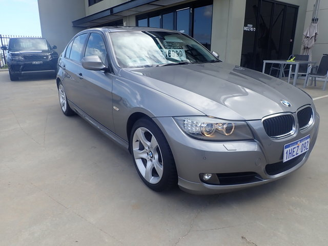 Used BMW 320d E90 MY11 Lifestyle Wangara, 2010 BMW 320d E90 MY11 Lifestyle Gun Metal 6 Speed Auto Steptronic Sedan