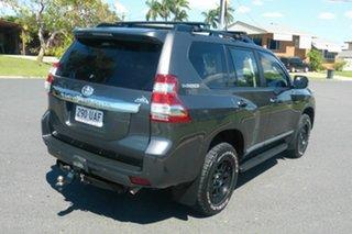 2017 Toyota Landcruiser Prado GDJ150R Altitude Grey 6 Speed Sports Automatic Wagon.