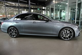 2018 Mercedes-Benz E-Class W213 808MY E43 AMG 9G-Tronic PLUS 4MATIC Grey 9 Speed Sports Automatic