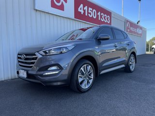2017 Hyundai Tucson TL MY18 Active X 2WD Grey 6 Speed Sports Automatic Wagon