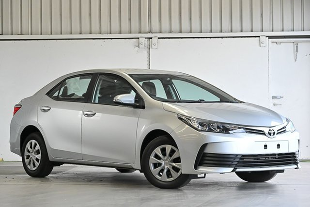Used Toyota Corolla ZRE172R Ascent S-CVT Laverton North, 2017 Toyota Corolla ZRE172R Ascent S-CVT Silver 7 Speed Constant Variable Sedan