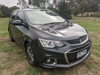 2018 Holden Barina TM MY18 LS Grey 6 Speed Automatic Hatchback