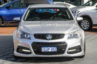 2014 Holden Commodore VF MY14 SS Sportwagon Silver 6 Speed Sports Automatic Wagon