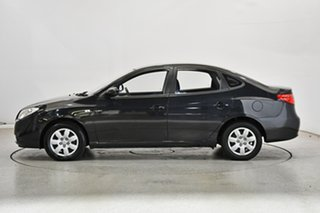 2009 Hyundai Elantra HD SX Black 4 Speed Automatic Sedan.