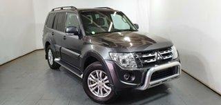 2013 Mitsubishi Pajero NW MY13 VR-X Grey 5 Speed Sports Automatic Wagon.