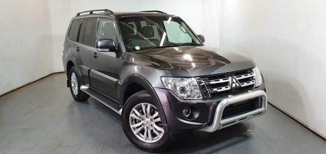 Used Mitsubishi Pajero NW MY13 VR-X Elizabeth, 2013 Mitsubishi Pajero NW MY13 VR-X Grey 5 Speed Sports Automatic Wagon