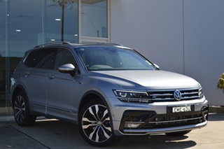 2020 Volkswagen Tiguan 5N MY21 162TSI Highline DSG 4MOTION Allspace K2k2 7 Speed.