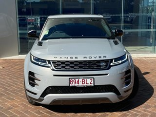2020 Land Rover Range Rover Evoque L551 MY21 P250 R-Dynamic SE Silver 9 Speed Sports Automatic Wagon