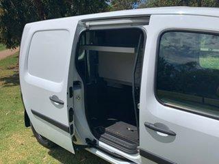 2016 Renault Kangoo F61 Phase II Maxi LWB White 6 Speed Manual Van