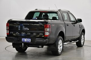 2015 Ford Ranger PX Wildtrak Double Cab Black 6 Speed Sports Automatic Utility
