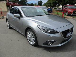 2014 Mazda 3 GT Grey 6 Speed Automatic Sedan.