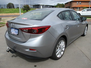 2014 Mazda 3 GT Grey 6 Speed Automatic Sedan