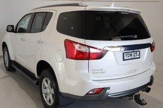 2015 Isuzu MU-X MY15 LS-T Rev-Tronic White 5 Speed Sports Automatic Wagon.