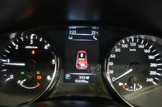 2014 Nissan Qashqai J11 TL Red 1 Speed Constant Variable Wagon