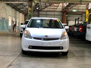 2006 Toyota Prius NHW20R White 1 Speed Constant Variable Liftback Hybrid.